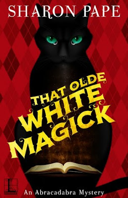 Bea's Book Nook, Review, That Olde White Magick, Sharon Pape