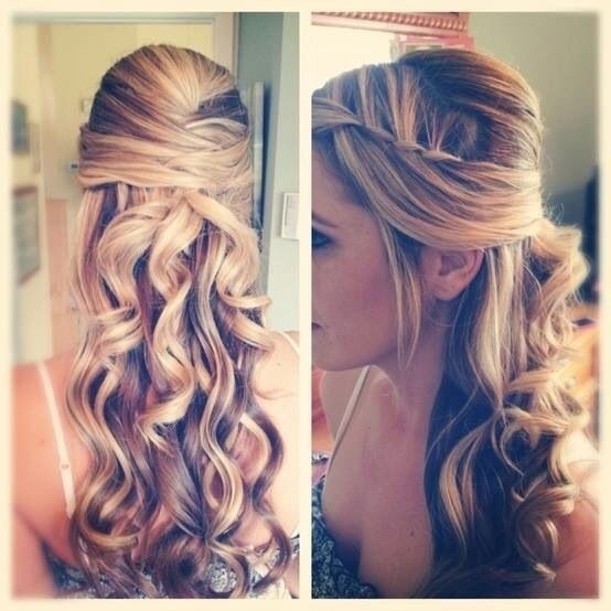 Braids Will Be Able To Make Your Celebration Hair Design Look Exciting And Fun They Can Also Give A Better Control The Lengthy Streaming