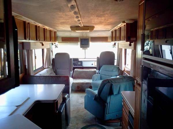 Ford 6.0 Diesel >> Used RVs 1989 Grand Villa Foretravel Motorhome For Sale by ...