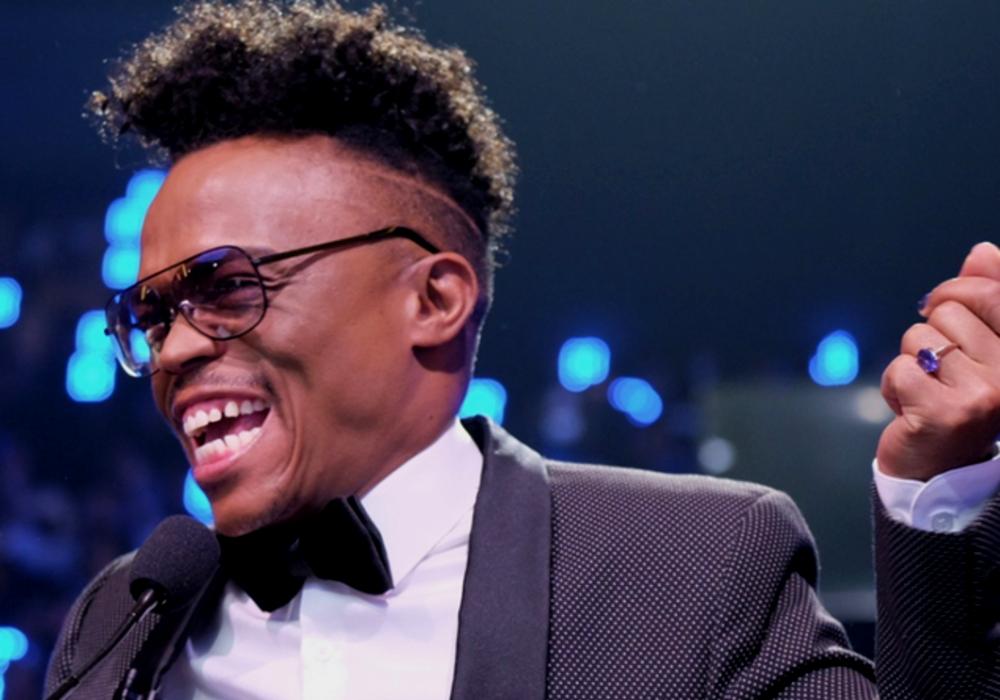 Somizi Mhlongo Announces That Moshe Ndiki's His Dinner Date Tonight!