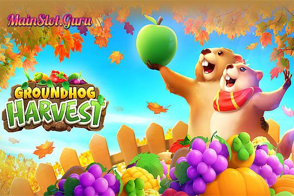 Main Gratis Slot Demo Groundhog Harvest PG Soft