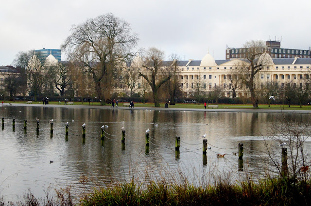 regent's park lake