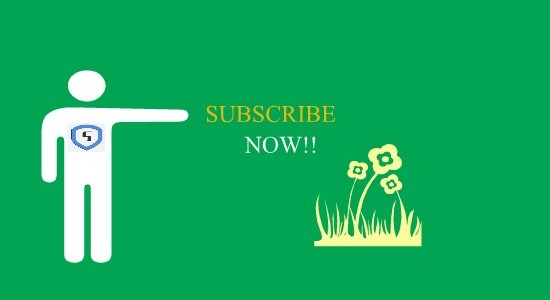 Membuat subscribe di blog