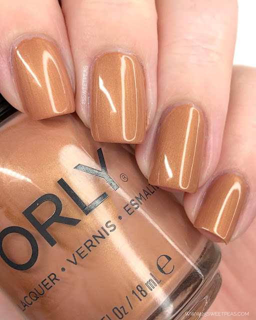Orly Glow Baby 25 Sweetpeas