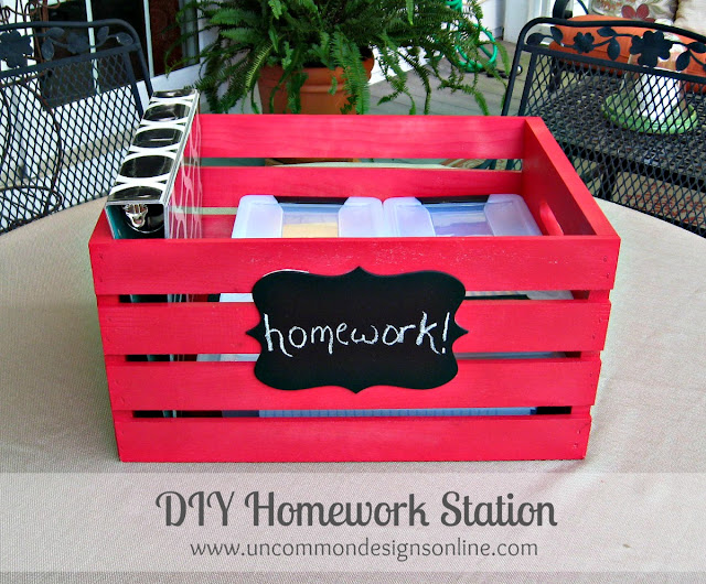 Homework Station