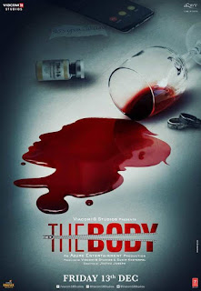 The Body First Look Poster 1
