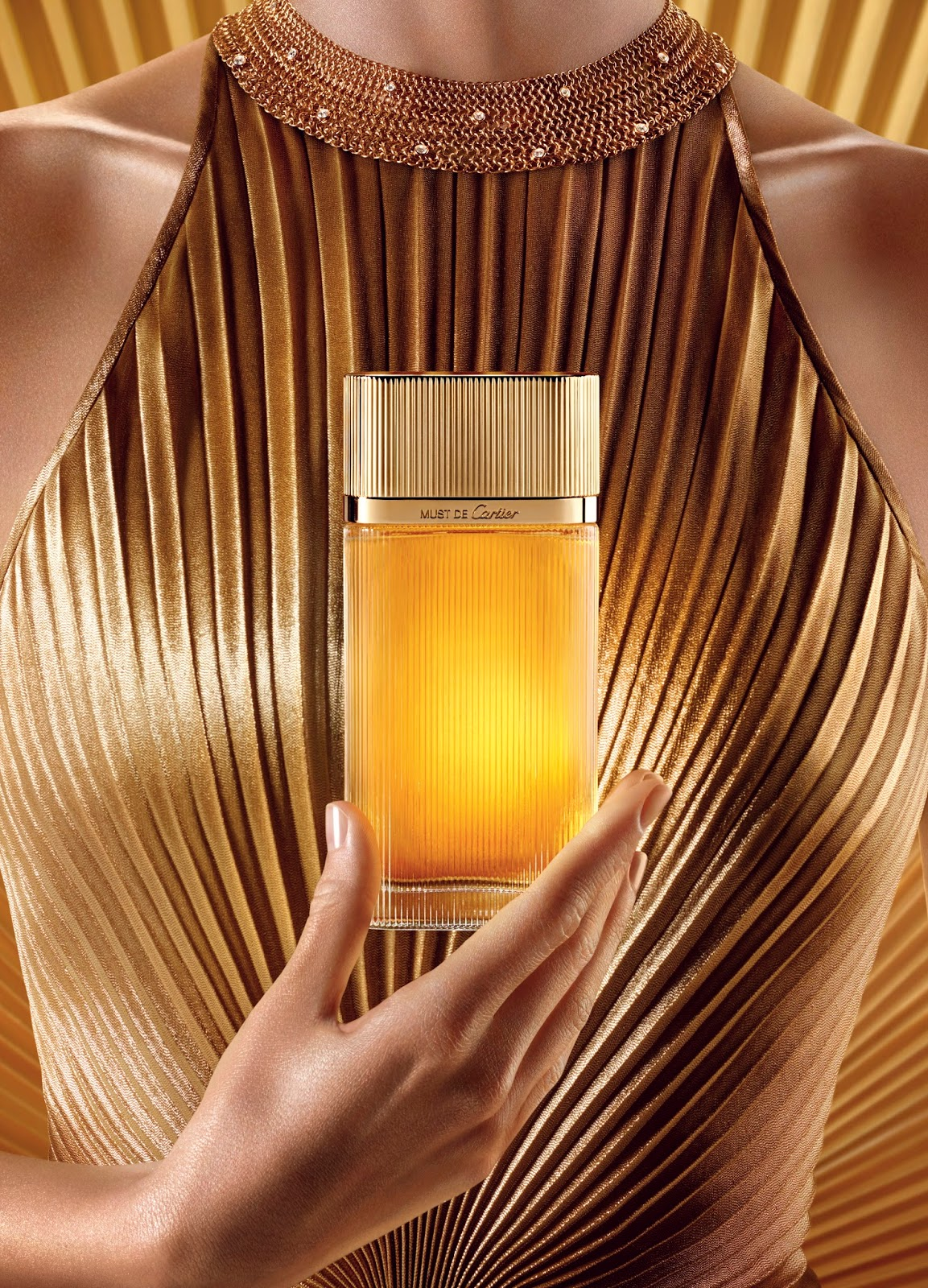 Must De Cartier Gold A Re Invention By Mathilde Laurent The
