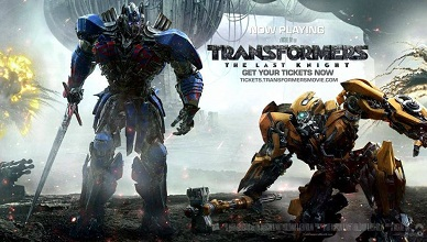Transformers: The Last Knight Movie Online
