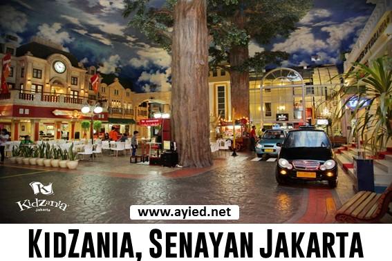 KidZania, Senayan Jakarta