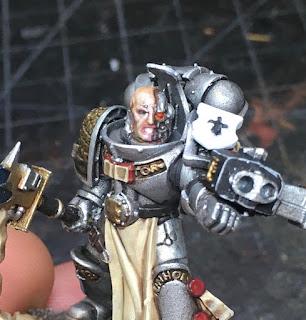 Grey Knight Strike Squad WIP