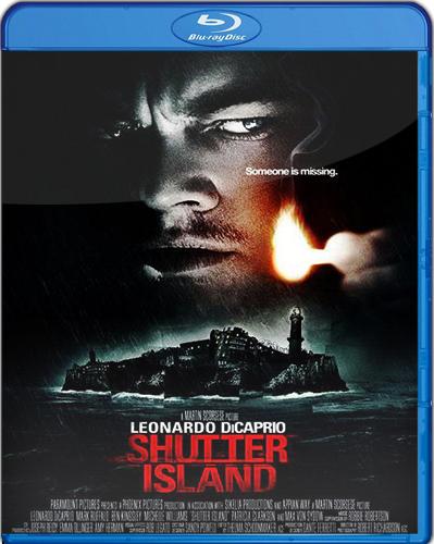 Shutter Island [2010] [BD25] [Latino]