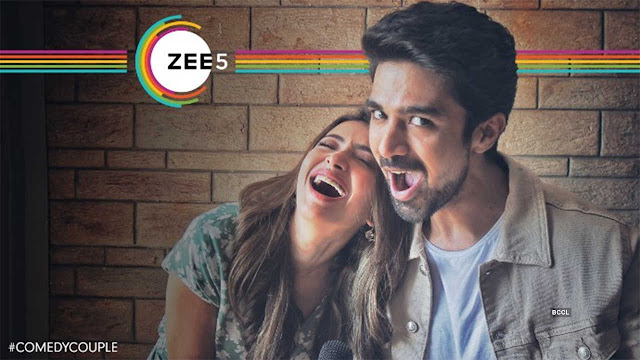 """Comedy Couple"" , A New Movie on ZEE5 - Review"