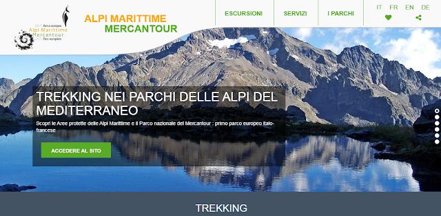 TREKKING NELLE ALPI DEL MEDITERRANEO