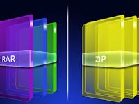 Cara Membuka dan Membuat File Format RAR atau ZIP