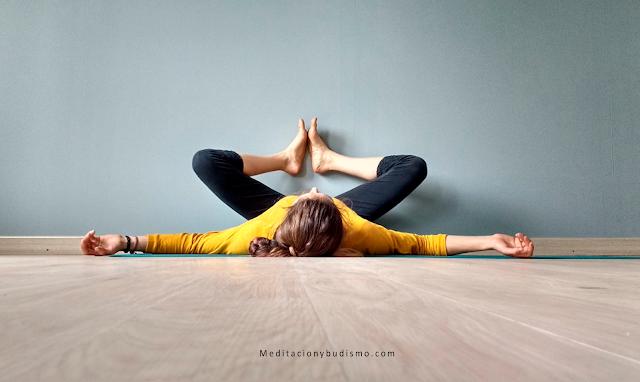 Yoga en la pared y sus beneficios