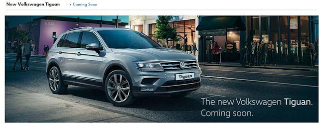 Volkswagen Tiguan: Soon to make its shift to petrol-only power?