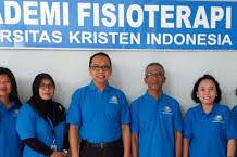 Pendaftaran Mahasiswa Baru Akademi Fisioterapi Universitas Kristen Indonesia 2021-2022