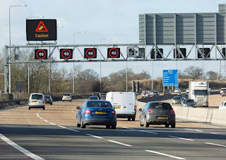 SMART MOTORWAY TECHNOLOGY