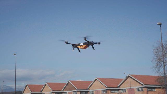 Drone voa com 25 kg para transporte de mercadorias pesadas | É MAIS QUE VOAR