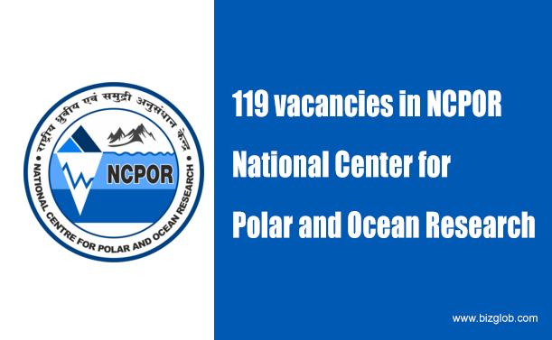 National Center for Polar and Ocean Research (NCPOR), Goa