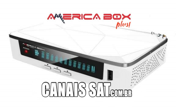 Americabox S205 + Plus Nova Atualização V1.38 / V1.44 - 05/06/2020
