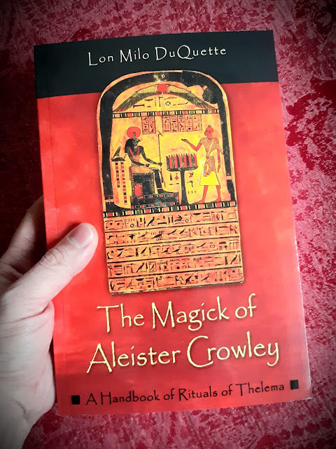 The Magick of Aleister Crowley. A Handbook of Rituals of Thelema. Lon Milo DuQuette