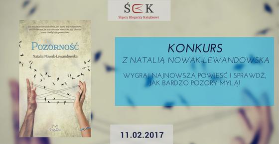 Konkurs z Natalią Nowak — Lewandowską. Wyjątkowy konkurs, jakiego jeszcze nie było!