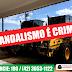Rio Bonito do Iguaçu: Vândalos danificam e roubam itens de máquinas que estão recuperando estradas rurais