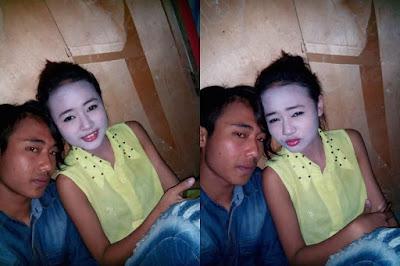 """Foto Sepasang Kekasih Ini Menjadi Viral di Media Sosial Karena Netizen Merasa """"Aneh"""""""