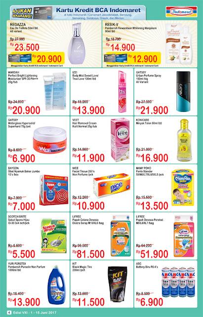 Katalog Indomaret Super HEmat Edisi 1 -15 Juni 2017