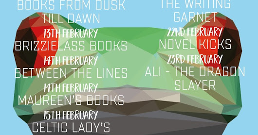 Blog Tour 'The Frog Theory' by Fiona Mordaunt