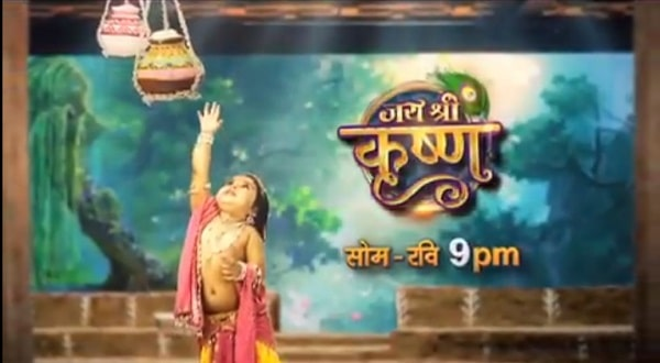 Jay Shri Krishna on Colors Rishtey, Jay Shri Krishna on Colors TV
