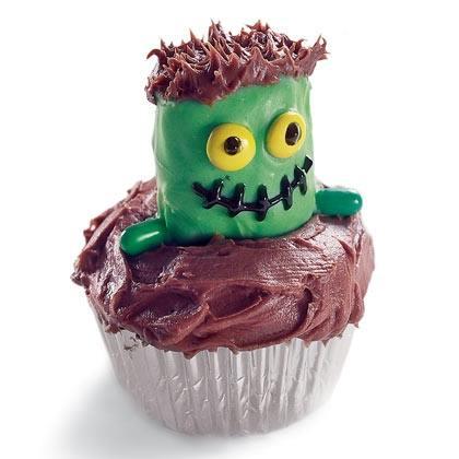 Sweet Monster Cupcakes Recipe