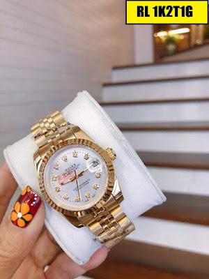 Đồng hồ nam cao cấp ROLEX 1K2T1G