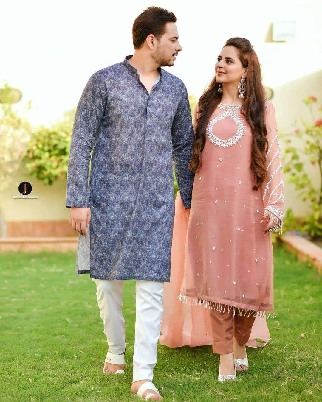 Pakistan Showbiz Celebrities Pictures on Eid Day