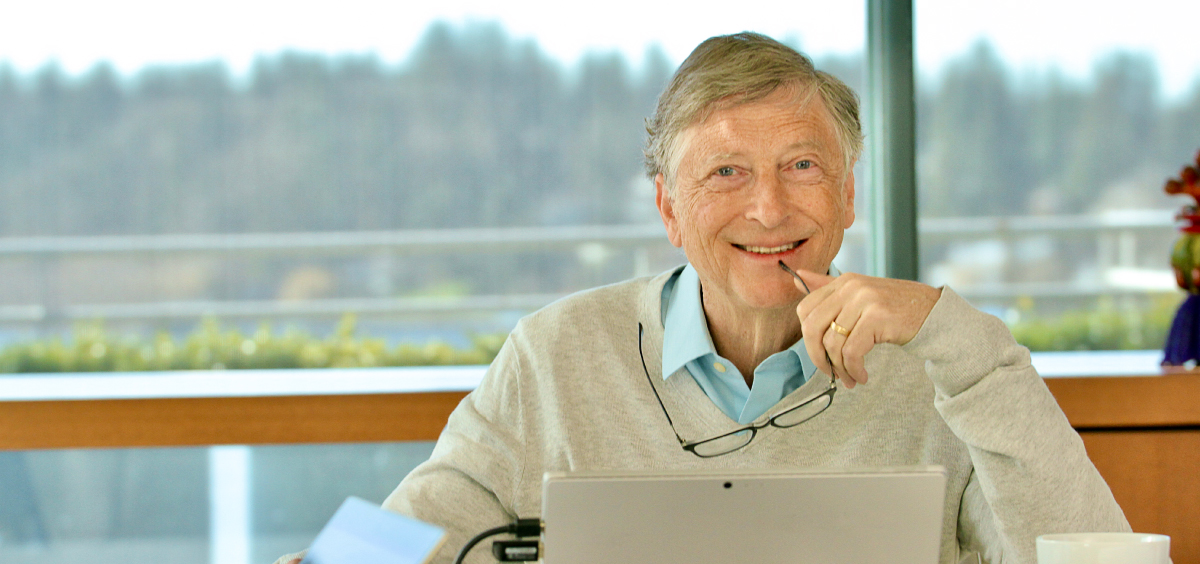 Latest Discovery: The Man Richer Than Bill Gates