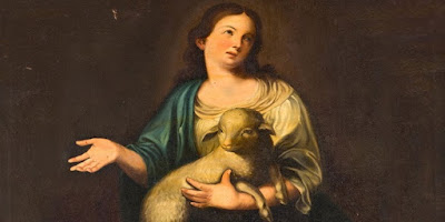 imagem de Santa Inês