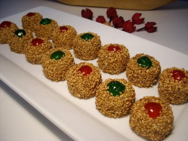 Recette Gâteau aux Graines de Sésame