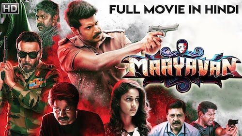 Maayavan 2019 Hindi Dubbed Full Movie Download