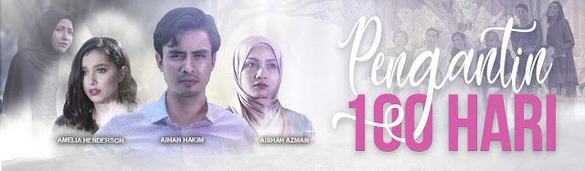 pengantin 100 hari tv3