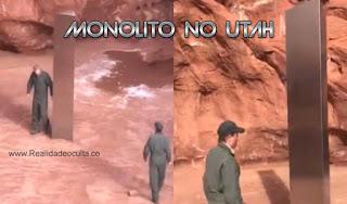 monolito Utah