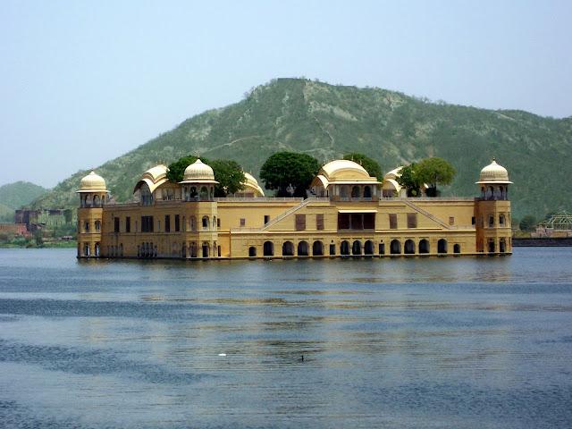 JAIPUR – The Pink City of Rajasthan, jal mahal