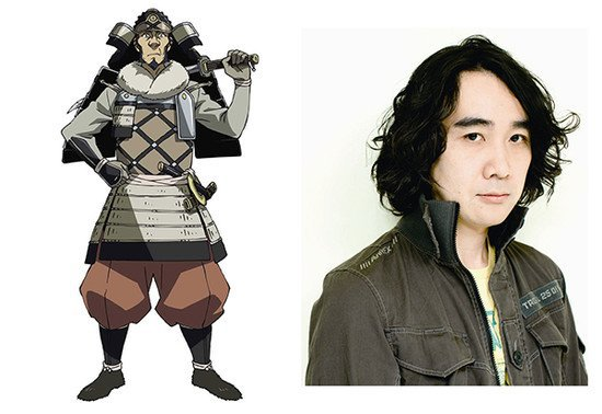 Kenji Hamada como Obusama Saburo
