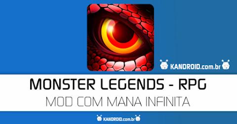Monster Legends – RPG v6.4 APK Mod