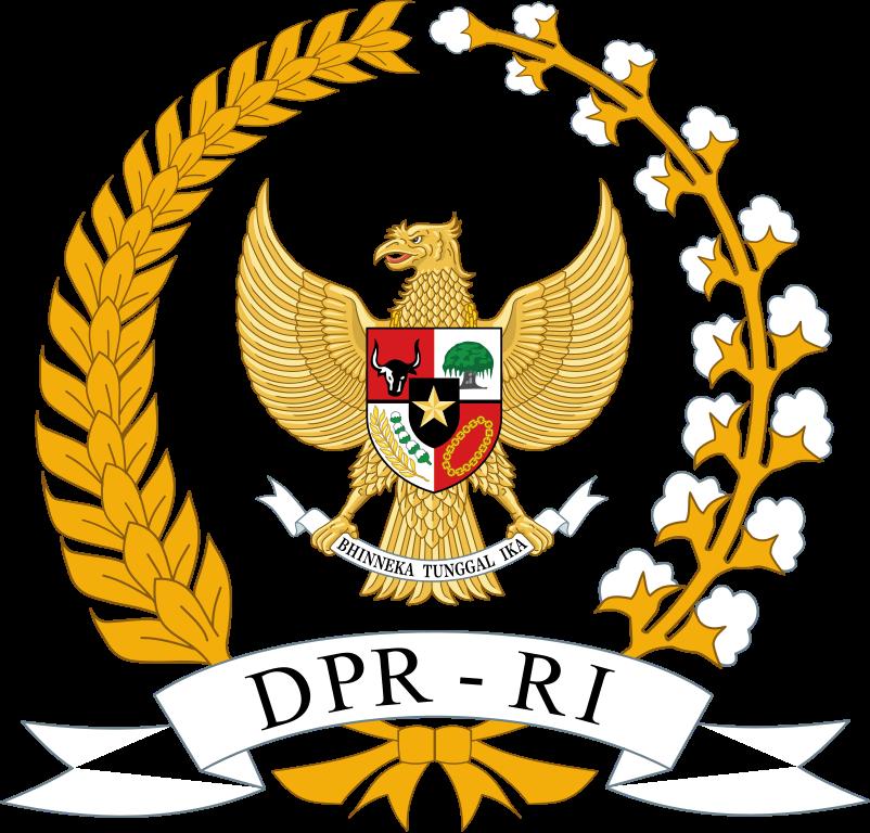 Logo Dewan perwakilan Rakyat RI