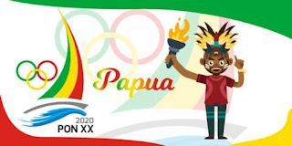menyambut PON 2020 di Papua, pic credit by industry.co.id