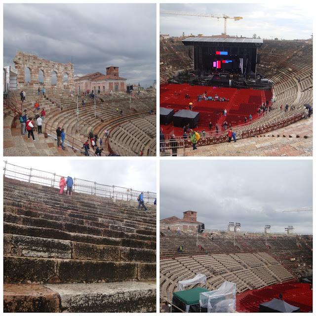 Um dia em Verona - Arena de Verona