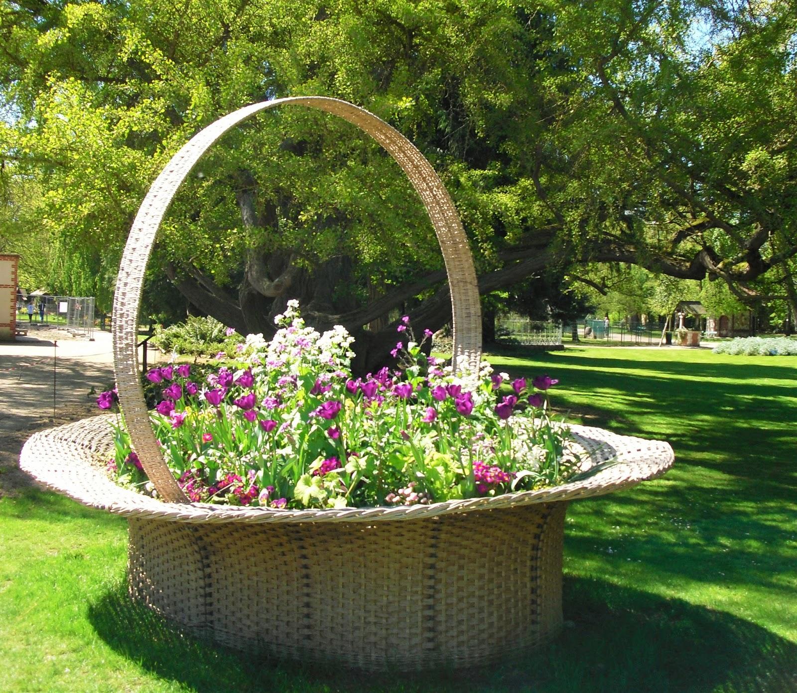 Mon petit jardin en sologne le jardin botanique de tours for Jardin botanique tours