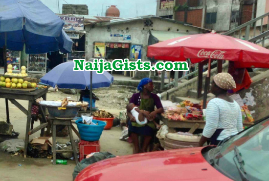 lady kidnap baby mother badagry lagos