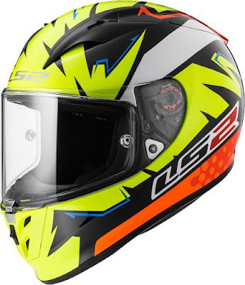 LS2 daftar helm 1 sampai 2 jutaan disain keren cocok buat harian